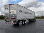 Driver Keeps Hands Off As Eaton System Docks a Trailer