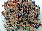 Trucker Buddy Boy Scout Event Big Success at MATS