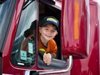 Trucks Turn Out for Make-A-Wish Convoy