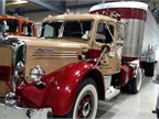Mack Museum Displays Fancy Fruehauf Van