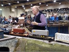 Model Train Show Includes Trucks that Deliver Memories