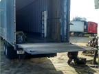Lift Gate Trailers Can Load Normally with New 'Lok' Device