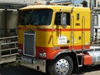 Classic KW Cabover Labor of Love for California Port Trucker