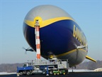 Goodyear Picks New Truck Mooring System for its Blimp
