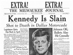 Sad Work: Delivering the News of JFK's Assassination