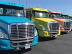 Can a Fleet of Many Colors Help Recruit and Retain Drivers?