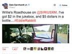 Dale Earnhardt Jr. Hitches a Ride in 18-Wheeler