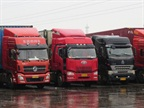 A Chat with Chinese Truckers at a Shell Roadshow Near Shanghai