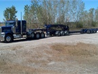 75-Ton 9-Axle Lowboy Hauls More, Saves Money for Equipment Dealer