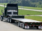 Designing, Testing Tires for Drop-Deck Trailers Challenging