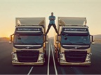 Epic Numbers for Volvo's Epic Split Video