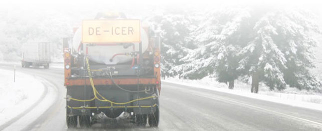 Sugar beet based de-icers like Ice Bite and GeoMelt could offer a less corrosive, more environmentally friendly way for states to de-ice roads. Or maybe not.