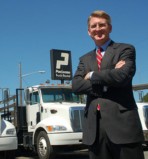 I caught up with Olen Hunter at the recent National Private Truck Council meeting.