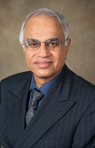 Bharat Balasubramanian, PhD. Photo: University of Alabama