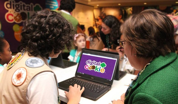 Photo: Girl Scouts USA