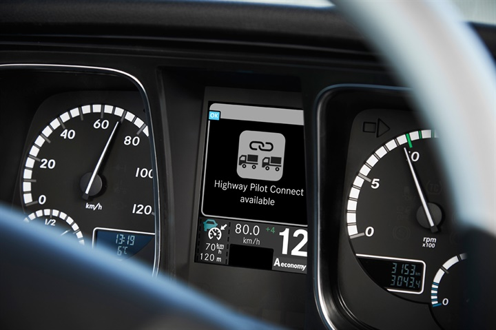 Daimler s latest advance in connectivity and autonomous technologies,