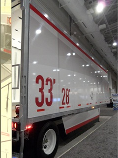 Wabash shows what a 33 foot pup would look like trailer talk stretching a 28 foot pup trailer to 33 feet would not be difficult and wabash national already has a procedure ready to go publicscrutiny Gallery
