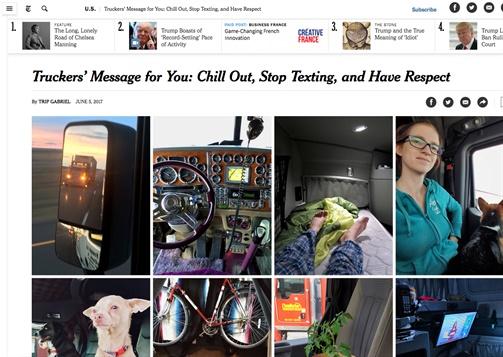Screenshot via New York Times website.