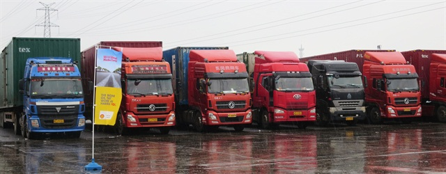 Chinese trucks are larger, more powerful and more comfortable than they used to be. Photo: Deborah Lockridge