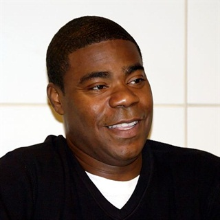 Comedian Tracy Morgan in a 2009 photo by David Shankborn via Wikimedia Commons.