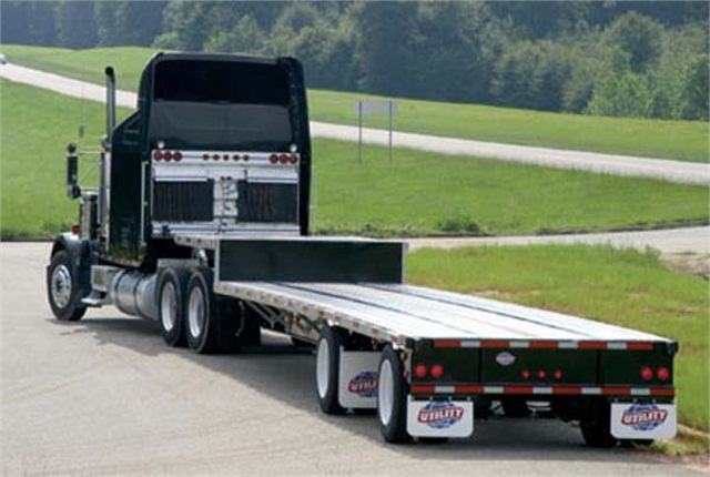 Truck Step Up >> Designing, Testing Tires for Drop-Deck Trailers Challenging - Trailer Talk - TruckingInfo.com