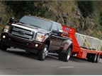 The latest truck maker to claim towing capacity superiority is Ford,