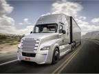 Autonomous driving technology could stop terrorist truck attacks before they happen. Photo: Freightliner