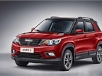 Can Chinese-made SUVs like this one eventually find a following in the U.S.? Photo: Bisu Motors