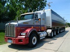 James Burg Trucking emphasizes productivity and efficiency, with