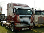 This 2015 Freightliner Argosy is obviously not a classic, yet. Compare