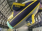 The Spirit of Goodyear blimp will give up its spot in the Wingfoot