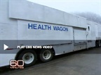 X-Ray Van, Old Winnebago Take Doctor's and Nurses' Medical Care to the 'Hollers'