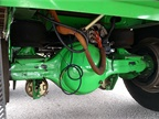 Hyliion tandem s rear axle is a truck-type with a differential. Motor