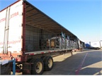 Curtainside trailers can back up to docks, but don t need to. Photos: