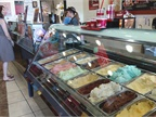Delightful choices await customers at Cold Stone Creamery in