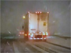 When encountering fresh snow, wise drivers sit up, take notice and