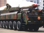 North Koreans converted Wanshan 16x12 trucks to missile