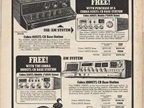 A print ad from the height of the CB radio craze. Photo courtesy