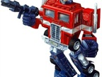The original Optimus Prime toy was a cabover model.