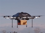 Amazon has received FAA permission to test its drones, with restrictions. Photo: Amazon