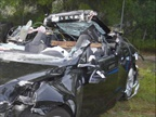 <p><strong>Tesla's autonomous vehicle control system warned Joshua Brown 7 times to take over control of the car before his fatal crash last year.</strong> <em>Photo: NTSB/Florida Highway Patrol</em></p>