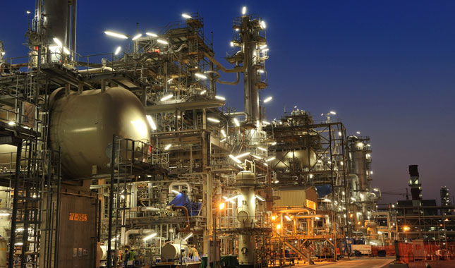 Shell Pearl gas-to-liquid plant in Qatar will turn natural gas into a fuel that can be used in diesel engines.