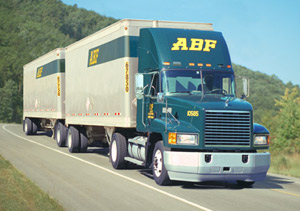 Arkansas Best's LTL subsidiary, ABF Freight System, lost $32.4 million during the fourth quarter.
