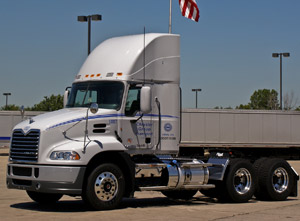 Chrysler Group Transport cited quality, ease of maintenance and fuel economy as driving factors in their decision to replace their existing fleet with 325 Mack Pinnacle models.