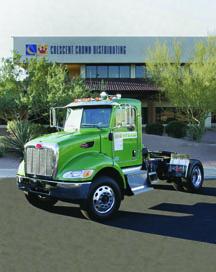 hybrid trucks