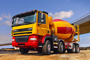Award-winning DAF truck helped Paccar in Europe.