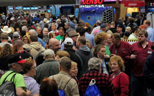 There are plenty of events for attendees to enjoy at the Mid-America Trucking Show from seminars to live concerts.