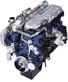Navistar will drop the MaxxForce 15 in favor of Cummins' 15-liter engine.