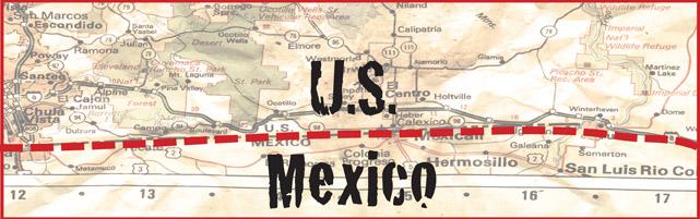 us mexico border essay