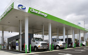Today, approximately 1,000 CNG stations in the U.S. compete with approximately 120,000 retail gasoline locations. That is a Ratio of one CNG station for every 120 retail gasoline stations.